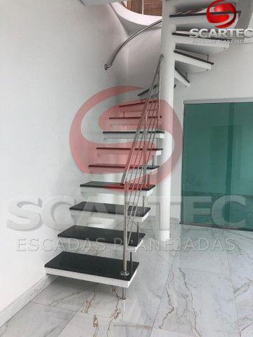 Lajes Pré Moldadas e Escadas Planejadas - Foto 4