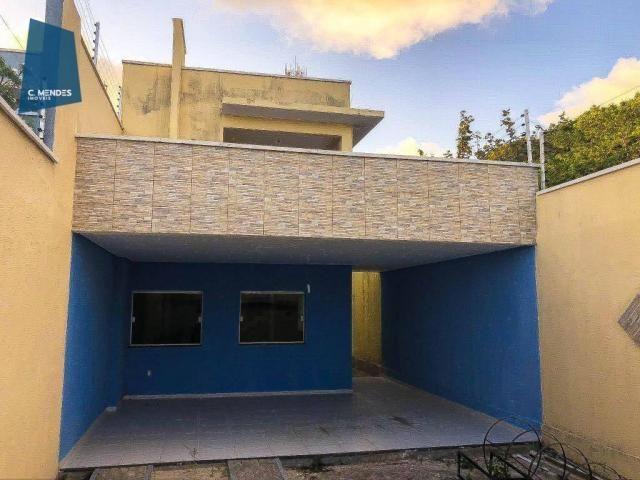 Casa com 3 dormitórios, 205 m² - venda por R$ 495.000,00 ou aluguel por R$ 2.300,00/mês -