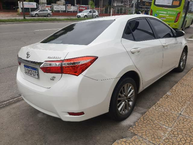 Corolla XEI 2.0AT GNV 5° -  63.000km - Bancos em Couro e Multimídia  - Foto 2
