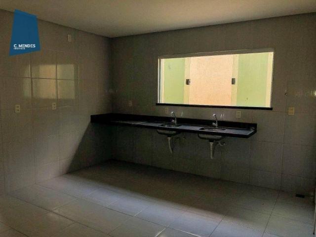 Casa com 3 dormitórios, 205 m² - venda por R$ 495.000,00 ou aluguel por R$ 2.300,00/mês -  - Foto 18