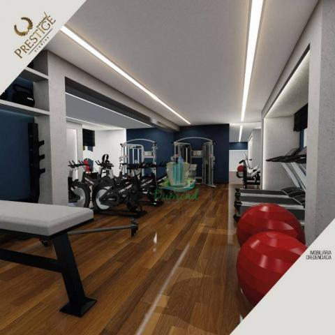 Apartamento com 1 dormitório à venda com 28 m² por R$ 272.832 no Prestige Mercosul Studios - Foto 8
