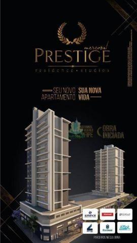 Apartamento com 1 dormitório à venda com 28 m² por R$ 235.200 no Prestige Mercosul Studios - Foto 9