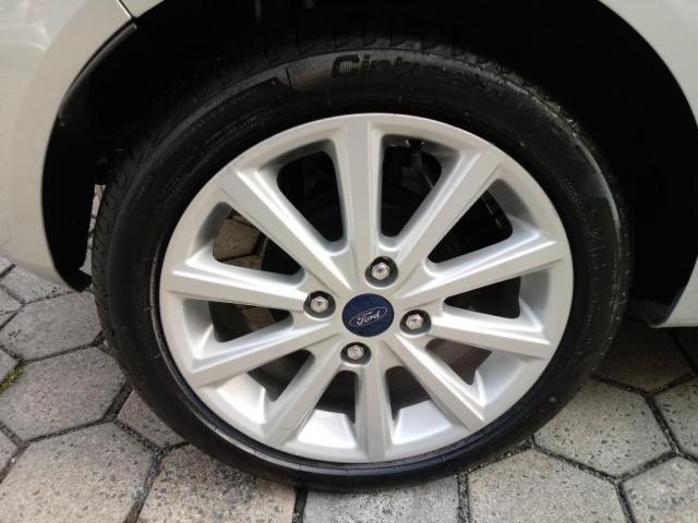 Ford Fiesta 1.6 FLEX TITANIUM POWERSHIFT - Foto 15
