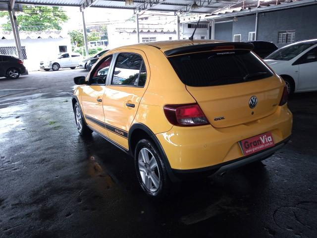 GOL 2011/2012 1.6 MI RALLYE 8V FLEX 4P MANUAL G.V - Foto 5