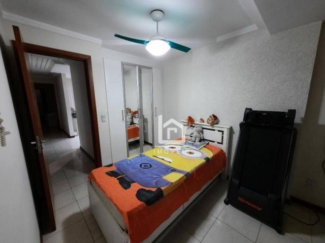 Apartamento com 4 dormitórios à venda, 195 m² por R$ 890.000,00 - Praia de Itapoã - Vila V - Foto 17