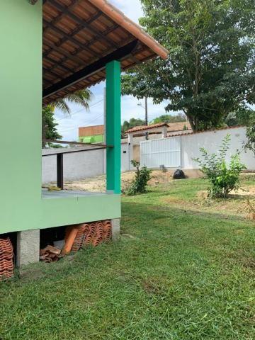 CASA COM 3 DORMITÓRIOS À VENDA,POR R$ 320.000 - INOÃ - MARICÁ/RJ - Foto 4