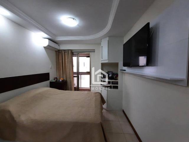 Apartamento com 4 dormitórios à venda, 195 m² por R$ 890.000,00 - Praia de Itapoã - Vila V - Foto 10