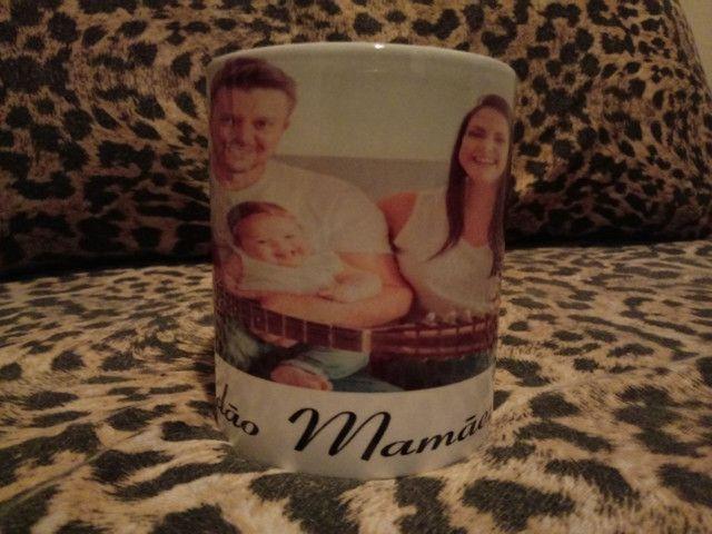 Caneca para o seu amor personalizada bebe - Foto 5
