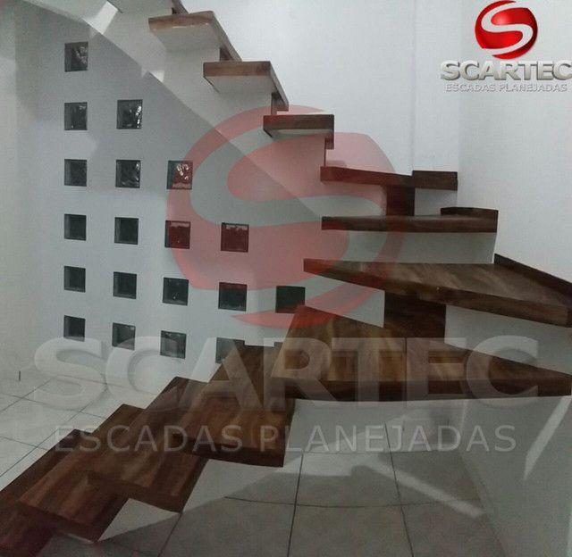 Lajes Pré Moldadas e Escadas Planejadas - Foto 6