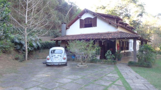 Itaipava sítio com 2 casas. Ótima localização - Foto 3