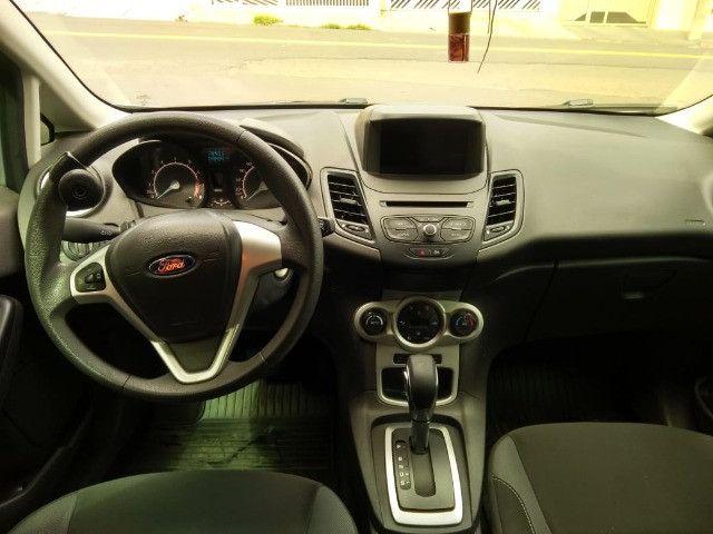 New Fiesta sel / ford / 1.6 / flex / 04 portas / automático / 2018 / 49.000 km - Foto 10