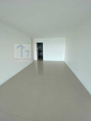 Edifício Green Village: beira mar de Guaxuma, 4 suítes, 222 m², varanda gourmet - Foto 5