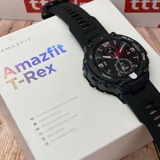 Smartwatch Amazfit T-Rex Lacrado