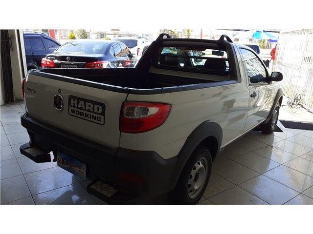 Fiat Strada 2020 1.4 mpi hard working cs 8v flex 2p manual - Foto 6