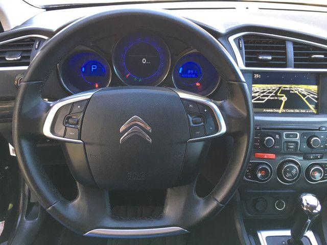 C4 1.6 turbo exclusive completo top  - Foto 18