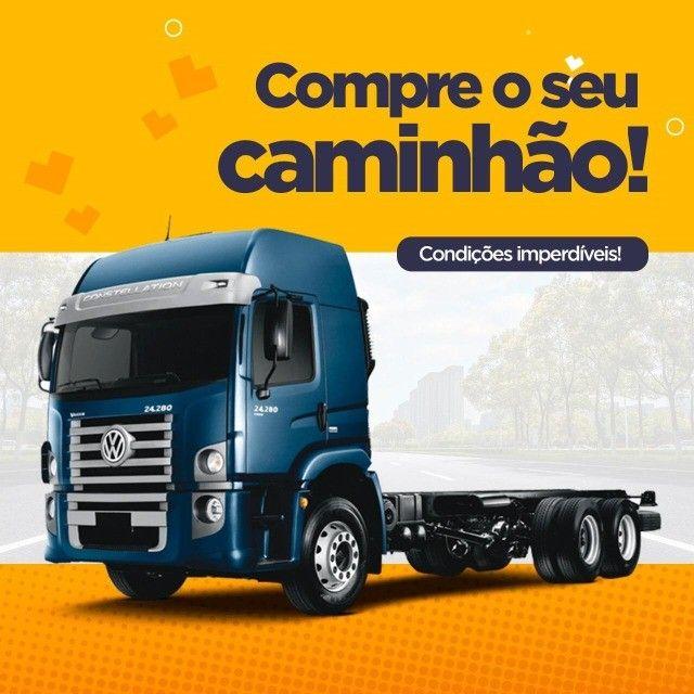 Compre seu Caminhão Baú através do Crédito Veicular!! - Foto 2