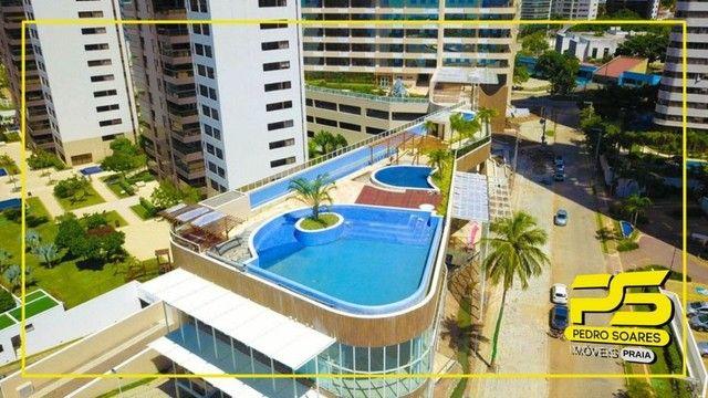 Apartamento com 4 dormitórios para alugar, 223 m² por R$ 7.100/mês - Altiplano - João Pess - Foto 11
