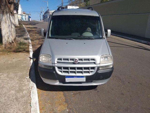 Fiat doblo 2009 7 lugares financiamento com score baixo - Foto 14