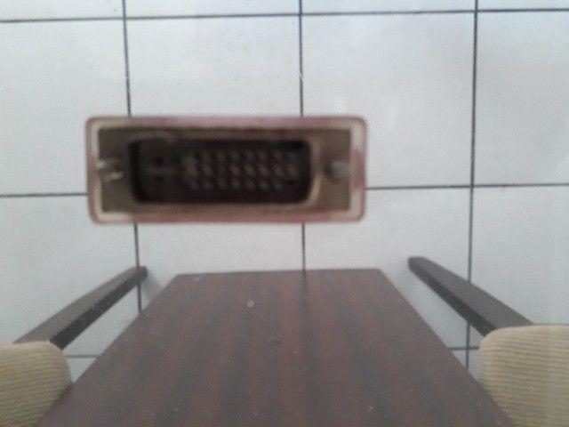 Vendo adaptador de placa de vídeo Dvi para Vga - Foto 5