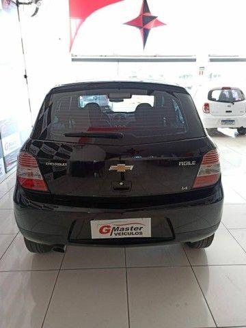 AGILE 2011/2011 1.4 MPFI LTZ 8V FLEX 4P MANUAL - Foto 7