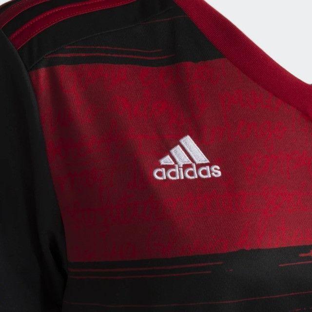 Camisa Flamengo 20/21 Home -Modelo Torcedor - Foto 3