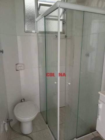 Kitnet com 1 dormitório para alugar, 38 m² por R$ 700,00/mês - Centro - Niterói/RJ - Foto 8