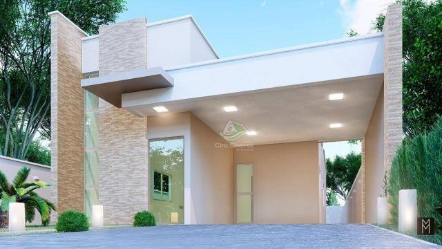 Casa à venda, 55 m² por R$ 265.000,00 - Gereraú - Itaitinga/CE - Foto 12