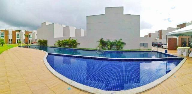 Sobrado à venda, 95 m² por R$ 350.000,00 - Mangabeira - Eusébio/CE - Foto 2