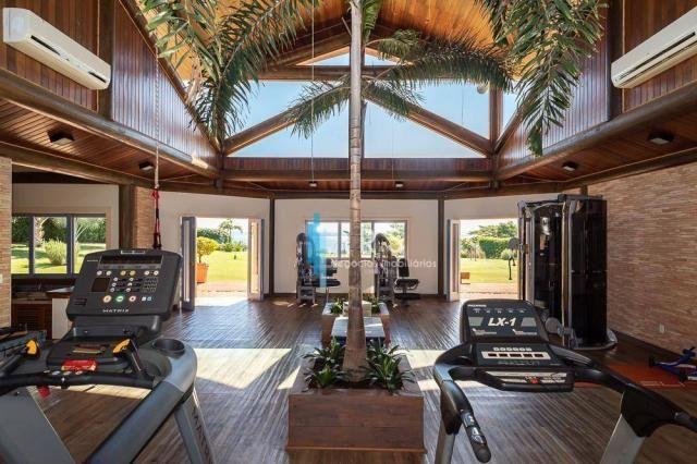 Casa com 5 dormitórios à venda, 650 m² por R$ 4.200.000,00 - Itaí - Itaí/SP - Foto 5