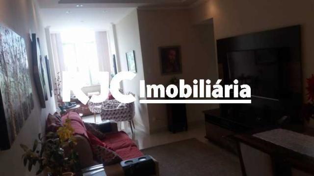 Apartamento à venda com 3 dormitórios em Tijuca, Rio de janeiro cod:MBAP33400 - Foto 2