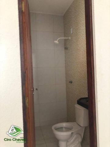 Casa com 2 dormitórios à venda, 80 m² por R$ 135.000 - Bairro: Novo Ancuri - Itaitinga/CE - Foto 5