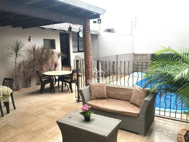 Casa com 3 dormitórios à venda, 167 m² por R$ 580.000 - Conjunto Libra - Foz do Iguaçu/PR - Foto 8