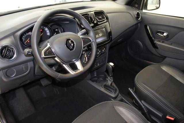 Renault Logan Zen 1.6 16V SCe (Flex) CVT - Foto 13
