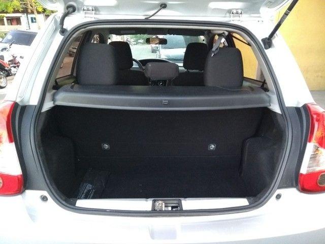 Toyota Etios Hatch 1.3X 2018 Completo Único Dono Novíssimo - Foto 8