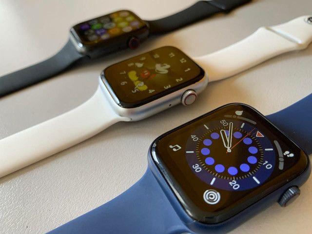 Relógio Smartwatch AK76 PRO Versão 2021 - Foto 2