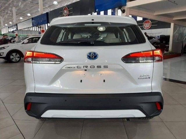 Toyota Corolla Cross XRX 1.8 HEV Cvt  2021/2022 - Foto 3
