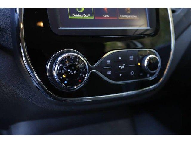 Renault Captur INTENSE 1.6 FLEX AUT. - Foto 13