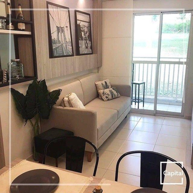 [LA} Mosaico Planalto 51m² 2Qtos sendo 1 suite com Elevador  - Foto 3