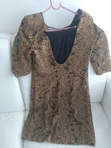 Vestido usado uma vez - Foto 2