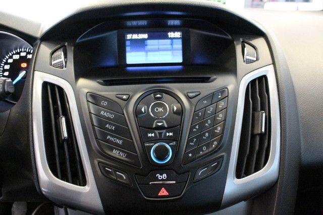 Ford Focus Se Plus 1.6 Hatch Automático - Impecável - Foto 9
