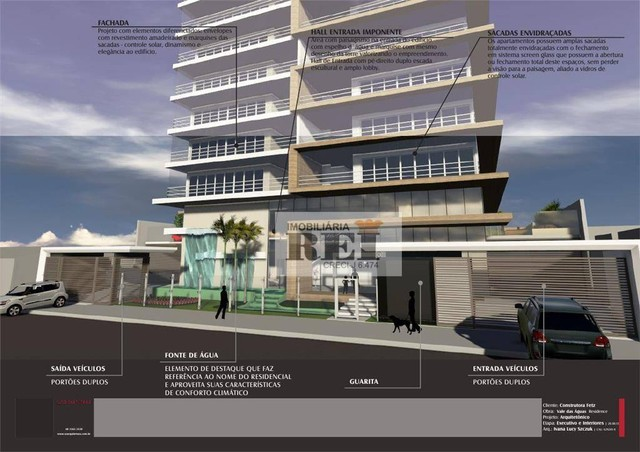 Apartamento com 4 dormitórios à venda, 402 m² por R$ 3.526.000,00 - Setor Central - Rio Ve - Foto 7