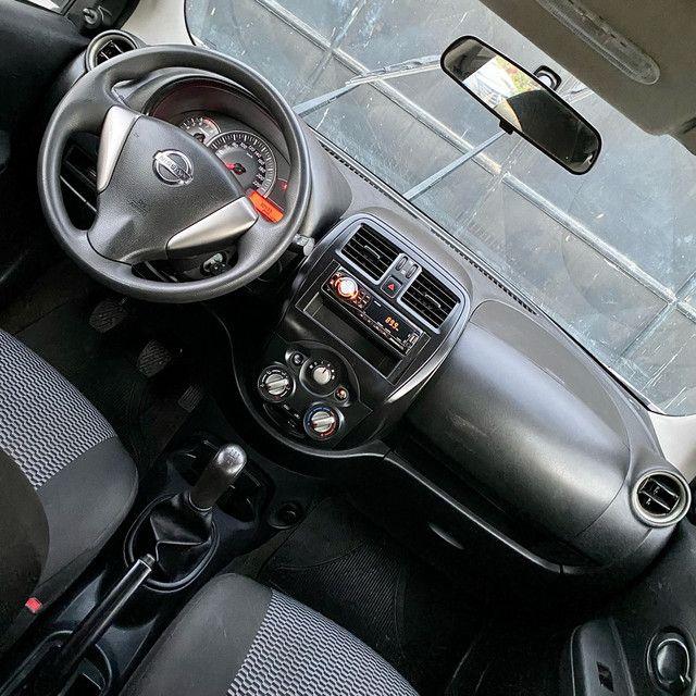Nissan March S 1.0 Flex, Ano: 2019, Todo Completo (Estado de Okm!!!) - Foto 12
