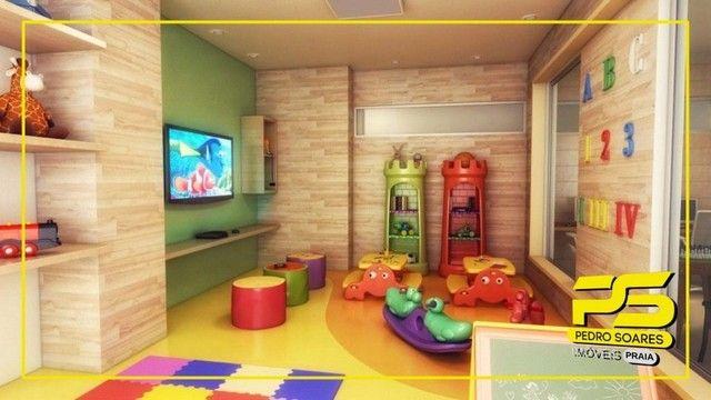 Apartamento com 4 dormitórios para alugar, 223 m² por R$ 6.400/mês - Altiplano - João Pess - Foto 14
