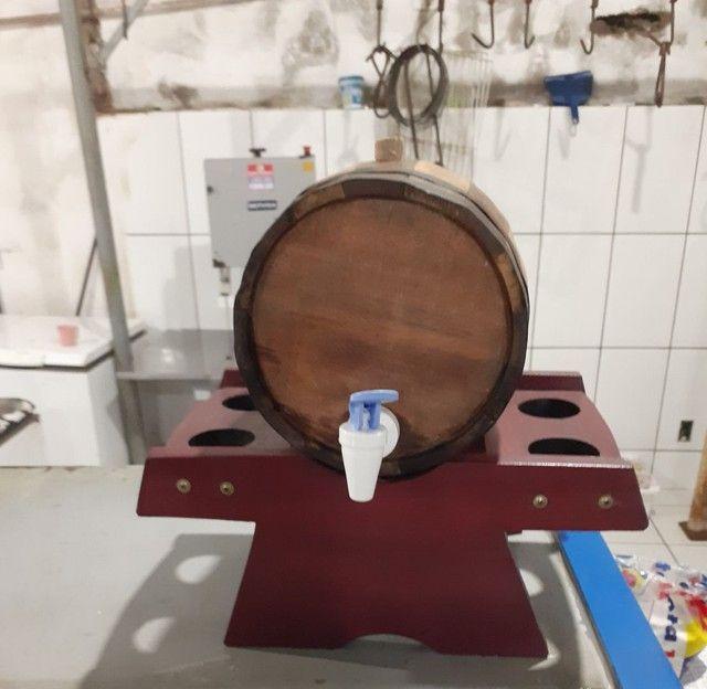 Vendo barril