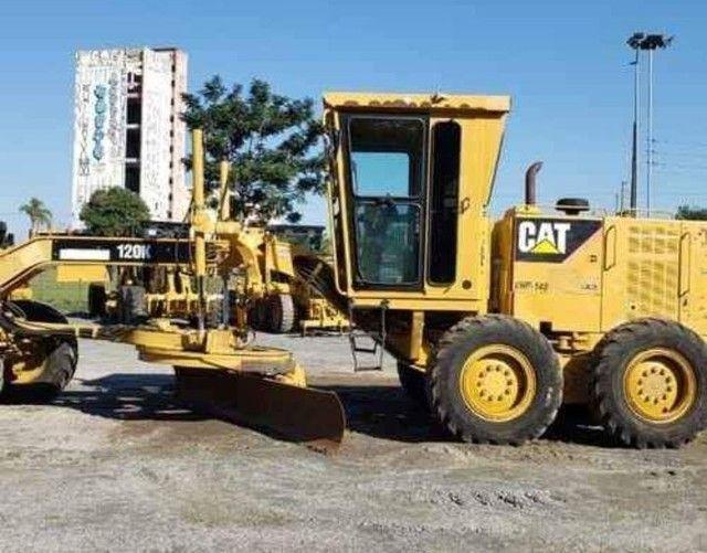 Motoniveladora CAT 120K 2011 - Foto 2