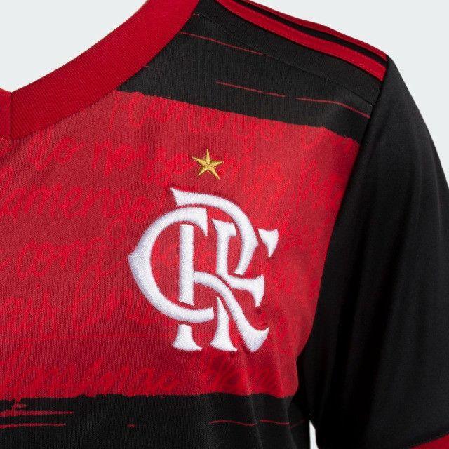 Camisa Flamengo 20/21 Home -Modelo Torcedor - Foto 5