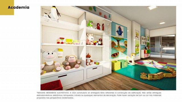 Apartamento para venda tem 73 metros quadrados com 3 quartos em Granja Marileusa - Uberlân - Foto 6