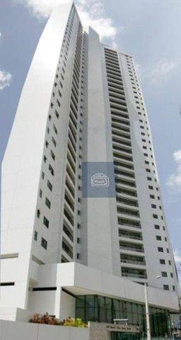 Apartamento com 1 dormitório para alugar, 35 m² por R$ 1.900/mês - Boa Viagem - Recife/PE - Foto 13