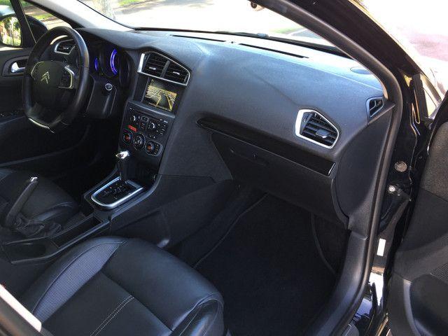 C4 1.6 turbo exclusive completo top  - Foto 11