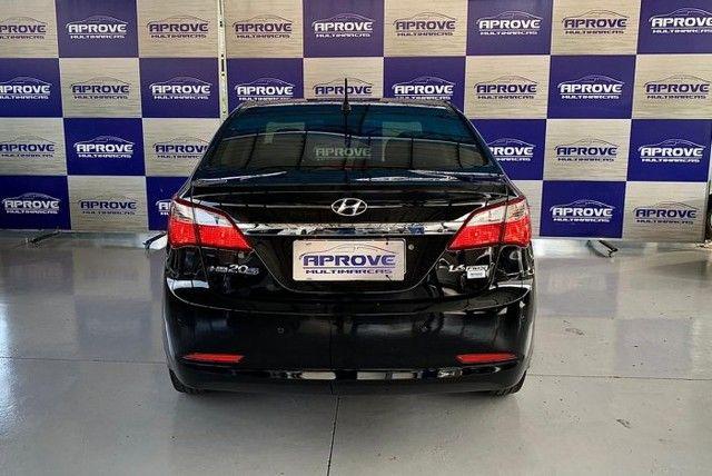 Hyundai hb20s 2015 1.6 comfort plus 16v flex 4p manual - Foto 6